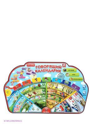 Обучающий планшет Говорящий календарик S-S. Цвет: зеленый, фиолетовый, красный, желтый