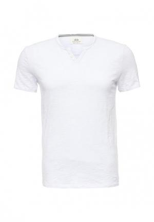 Футболка Harris Wilson. Цвет: белый