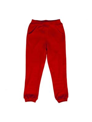 Спортивные штаны Тридевятое царство Emily Rise. Цвет: красный