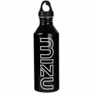 Бутылка Для Воды MIZU. Цвет: glossy black w gitd print