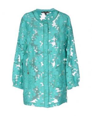 Легкое пальто CHIARA D'ESTE. Цвет: светло-зеленый