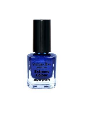 Лак для ногтей  Extreme Colour №223 Victoria Shu. Цвет: синий