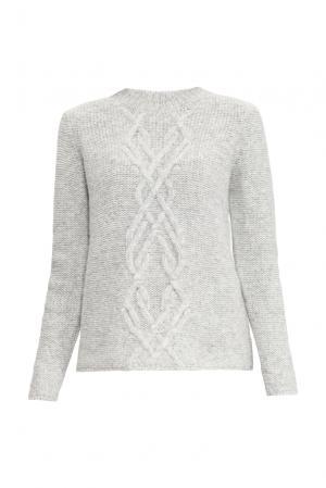 Джемпер 136706 Sweet Sweaters. Цвет: серый