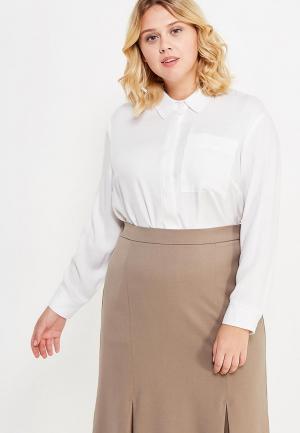 Рубашка Intikoma. Цвет: белый