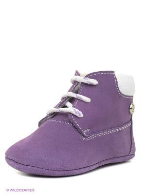 Пинетки ELEGAMI. Цвет: фиолетовый