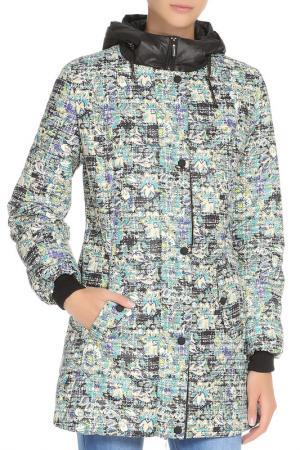 Куртка DizzyWay. Цвет: изумрудный