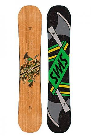 Сноуборд  Rules Mac Cam Sidewall Sims