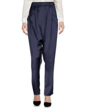Повседневные брюки BAJA EAST. Цвет: стальной серый
