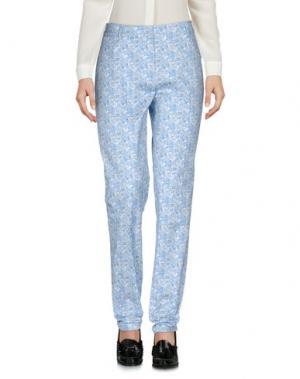 Повседневные брюки AKRIS. Цвет: небесно-голубой