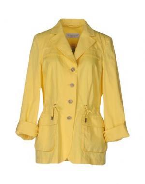 Пиджак SCHNEIDERS. Цвет: желтый