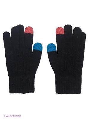 Перчатки Maxval. Цвет: темно-синий, терракотовый