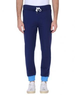 Пляжные брюки и шорты MOSCHINO SWIM. Цвет: темно-синий