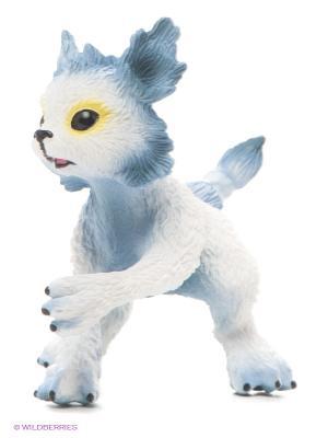 Фигурка Собака SCHLEICH. Цвет: голубой, белый