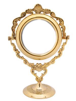 Оправа для зеркала ГАНГ. Цвет: золотистый
