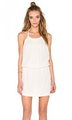 Платье katella Ella Moss. Цвет: кремовый