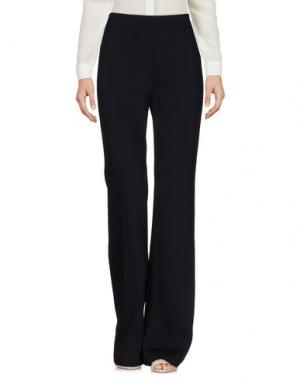 Повседневные брюки TROU AUX BICHES. Цвет: черный