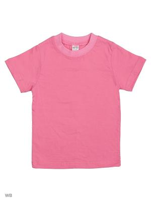 Футболка  детская Bonito kids. Цвет: розовый