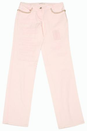Брюки Monnalisa. Цвет: розовый