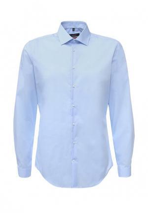 Рубашка Seidensticker. Цвет: голубой