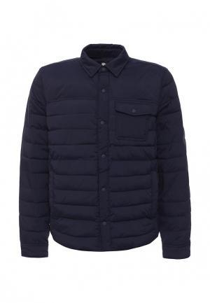 Куртка утепленная Gap. Цвет: синий