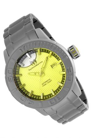 Watch TechnoMarine. Цвет: silver, yellow