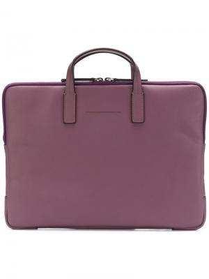 Сумка для ноутбука Horizn Studios. Цвет: розовый и фиолетовый