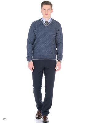 Пуловер Gaib. Цвет: индиго