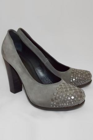 Туфли Fru.it. Цвет: темно-серый