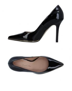 Туфли MARIAN. Цвет: черный