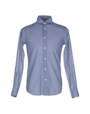 Pубашка HAMPTONS. Цвет: синий