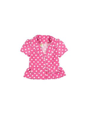 Жакет DAMY-M. Цвет: розовый