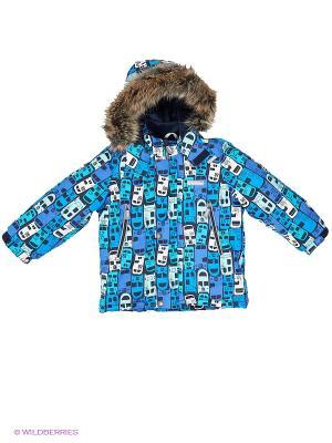 Куртка Kerry. Цвет: темно-синий, голубой