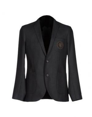 Пиджак TIGER OF SWEDEN. Цвет: свинцово-серый