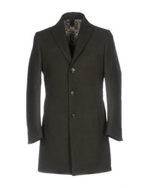Пальто BASICON. Цвет: зеленый-милитари