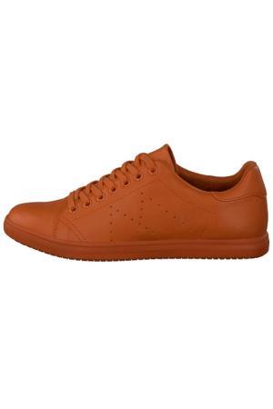 Ботинки Tamaris. Цвет: мандариновый