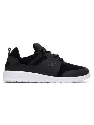 Кроссовки DC Shoes. Цвет: черный, белый, темно-серый