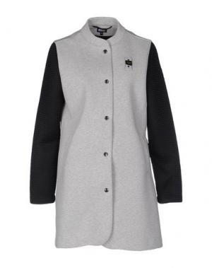 Легкое пальто BLAUER. Цвет: светло-серый