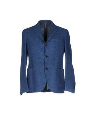 Пиджак MONTEDORO. Цвет: пастельно-синий