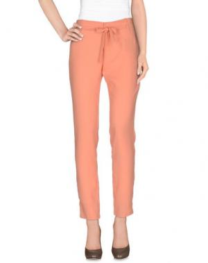 Повседневные брюки TROU AUX BICHES. Цвет: оранжевый