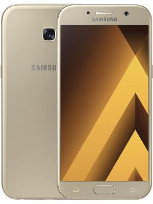 Смартфон Galaxy A5 (2017) 32 Гб золотой Samsung. Цвет: золотистый