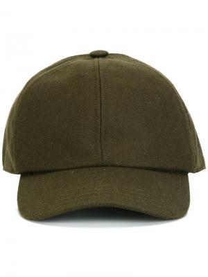 Классическая кепка Harmony Paris. Цвет: зелёный