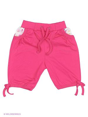 Бриджи Soni kids. Цвет: розовый