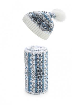 Комплект Ferz. Цвет: голубой