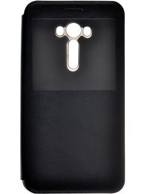Кейс-книжка для Asus Zenfone Laser 2 ZE550KL skinBOX. Цвет: черный