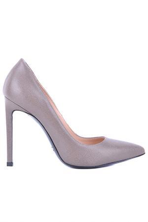 Туфли Marco Barbabella. Цвет: gray