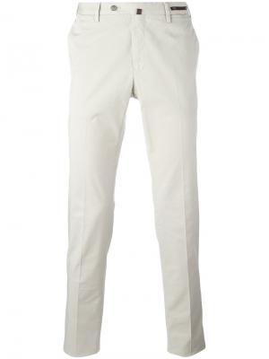 Классические брюки чинос Pt01. Цвет: телесный