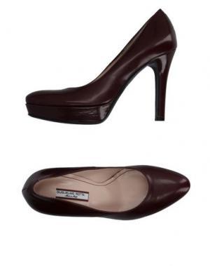 Туфли GUGLIELMO ROTTA. Цвет: красно-коричневый