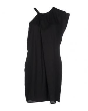 Короткое платье NUE 19.04. Цвет: черный