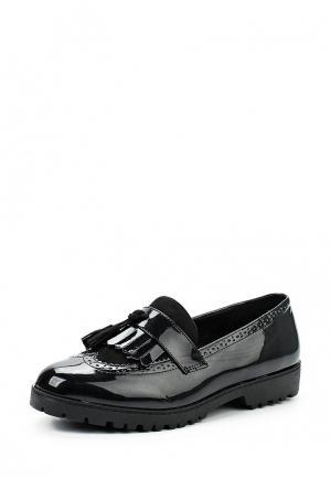 Ботинки Y & L. Цвет: черный