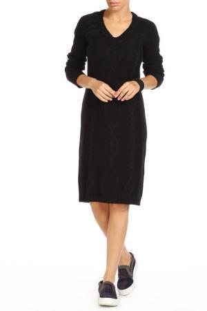 Платье HAPPYCHOICE. Цвет: черный